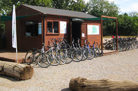 Bike Hire Hut